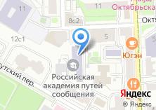 Компания «РАПС» на карте