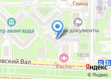 Компания «Правовое бюро А.В. Моисеева» на карте