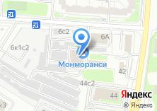 Компания «Galaxy Print» на карте