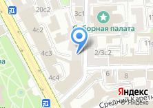 Компания «Анкарус» на карте