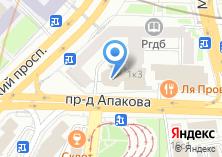 Компания «LiniaGrafic» на карте