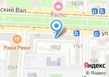 Компания «Секонд-хенд» на карте