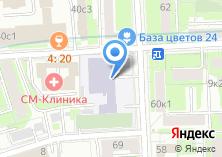 Компания «Средняя общеобразовательная школа №237 им. В.Ф. Орлова» на карте