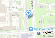 Компания «Погрузим-Отвезем» на карте