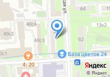 Компания «Ветснабсервис» на карте
