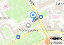 Компания «Общественная приемная депутата Московской городской Думы Щитова К.В.» на карте