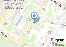 Компания «Тульская епархия русской православной церкви» на карте