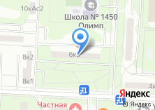 Компания «Дас Групп» на карте