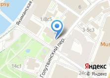 Компания «Телередакция Объединенной редакции МВД России» на карте