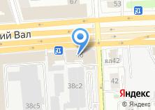 Компания «ЗавХоз» на карте