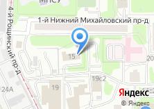 Компания «СТРОЙТЕХЭКСПЕРТИЗА» на карте
