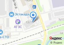 Компания «Legat» на карте