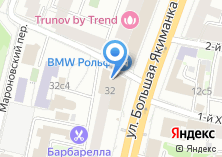 Компания «Банк СКИБ» на карте