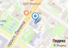 Компания «ТГКСТ» на карте