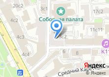 Компания «Предел» на карте