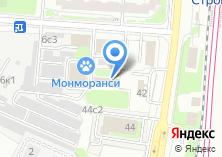 Компания «Геометр» на карте