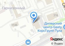 Компания «ДревСтрой» на карте
