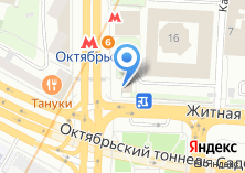 Компания «Храм-часовня Казанской Божией Матери» на карте