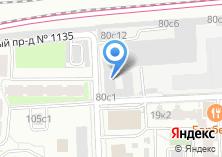 Компания «РусьИнтурБюро» на карте
