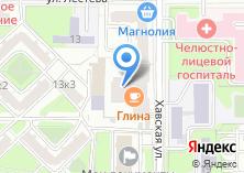 Компания «Fotovic - Багетная мастерская, фотосалон» на карте