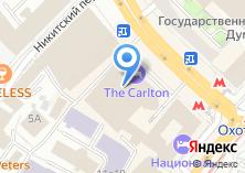 Компания «Дежа Вю» на карте