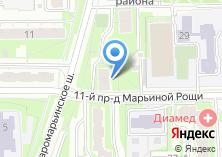 Компания «Дзержинец-5» на карте