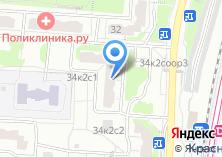 Компания «Staff торговая компания» на карте