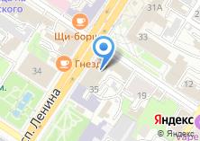 Компания «QLine_Service» на карте