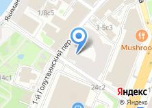 Компания «Med Lounge» на карте