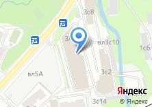 Компания «Гелион» на карте