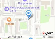 Компания «Агат» на карте