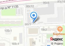 Компания «ЭнергоГрад» на карте