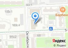 Компания «Лавандерия» на карте
