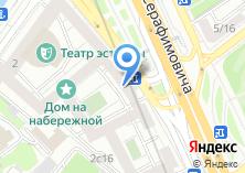 Компания «Московский Государственный театр эстрады» на карте