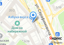 Компания «Эрудит-Интер» на карте