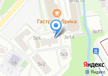 Компания «Кант» на карте