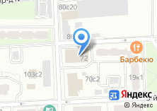Компания «Инлайн технолоджис» на карте