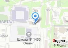Компания «ПРОМХИМСНАБ» на карте