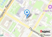 Компания «Заправка71» на карте