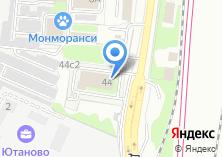 Компания «Дорожная» на карте