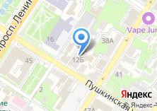 Компания «Печати и штампы в Туле» на карте