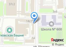 Компания «Агентство-СТ» на карте