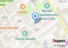 Компания «Эксперт клиник» на карте