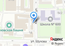 Компания «Ro-bo.ru» на карте