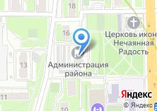 Компания «Муниципалитет внутригородского муниципального образования Марьина Роща» на карте