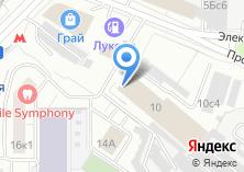 Компания «Эльман-Трейд» на карте