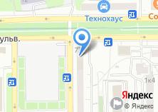 Компания «Экспресс Логистик» на карте