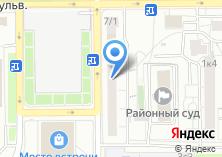 Компания «Опелин» на карте
