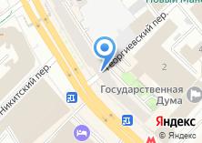 Компания «SPORTLIFE» на карте