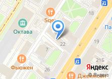 Компания «Архив росреестра Ленинского района» на карте